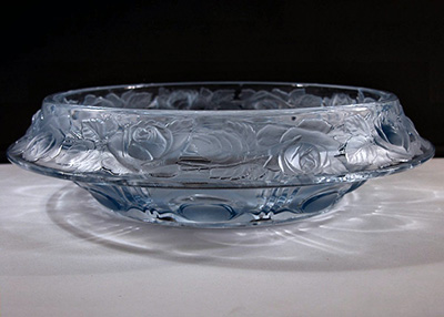 Sowerby Glass Flora Bowl