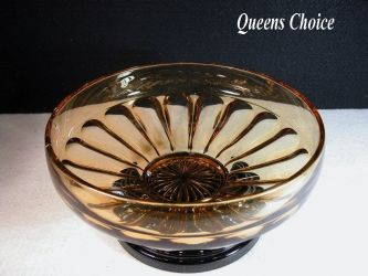 Bagley Glass Queens Choice Bowl (1)