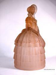 Jobling Glass Crinoline Lady 2596-7 (4)