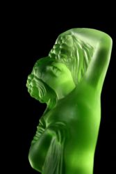 Jobling Glass Lady  Statue (3)