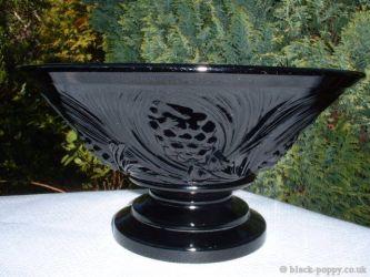 Jobling No. 5000 Fir Cone Pattern Bowl (1)