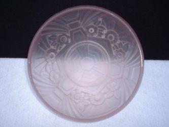 Jobling No. 6000 Flower Pattern Bowl (1)