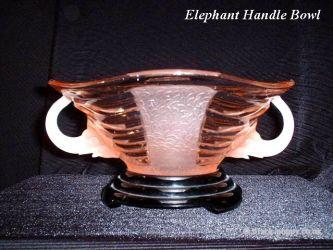 Sowerby Glass 2614 Posy Bowl (1)