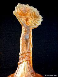 Sowerby Glass Lady Figurine (3)