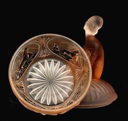 Sowerby Glass Ladye Powder Bowl (2a)