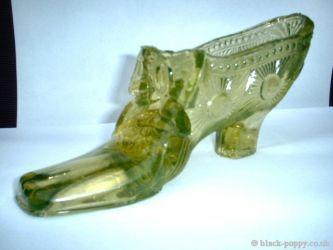 Sowerby Glass Shoe (1)