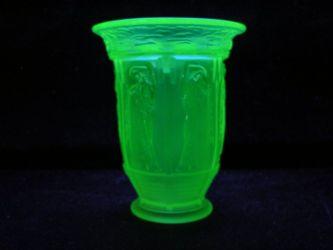 Unknown Glass Vase (5c)