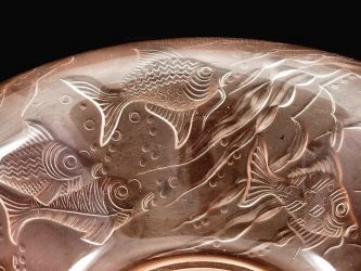 Walther Glass Fische Bowl (2)