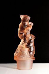 Walther Glass Koala Bears  1952-1953 (Sachsenglas) 2