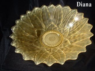 Walther Glass Schwalben in Diana Bowl (2)
