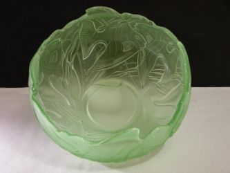 Walther Glass Sonnenfishe Bowl Upturned rim (3)